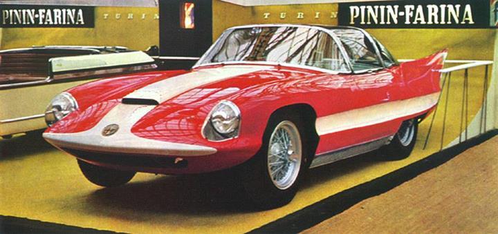Pininfarina Superflow .  1956 -1960 10371410