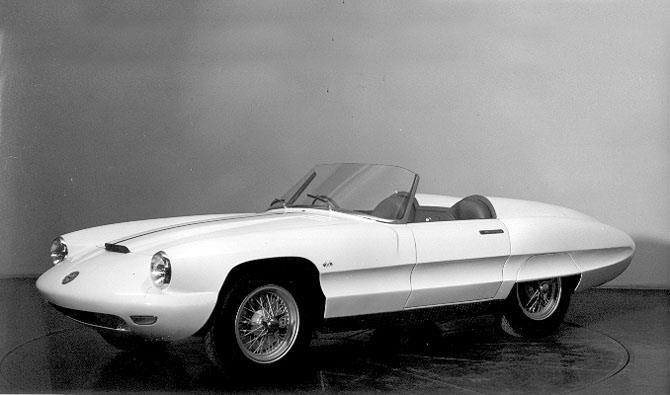 Pininfarina Superflow .  1956 -1960 10372310