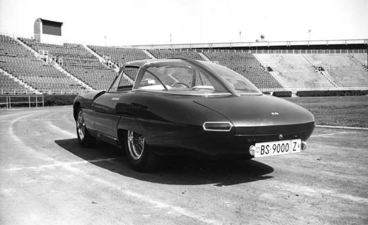 Pininfarina Superflow .  1956 -1960 10372311