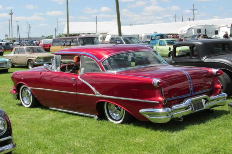 Oldsmobile 1955 - 1956 - 1957 custom & mild custom - Page 3 10373810