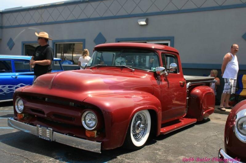 Ford Pick Up 1953 - 1956 custom & mild custom - Page 2 10374911