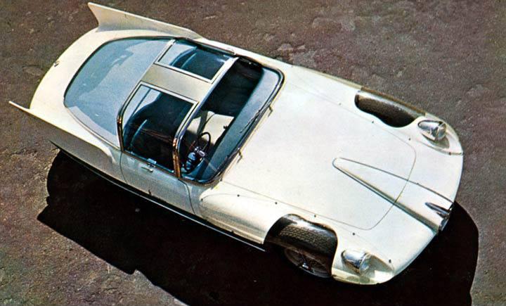 Pininfarina Superflow .  1956 -1960 10384110