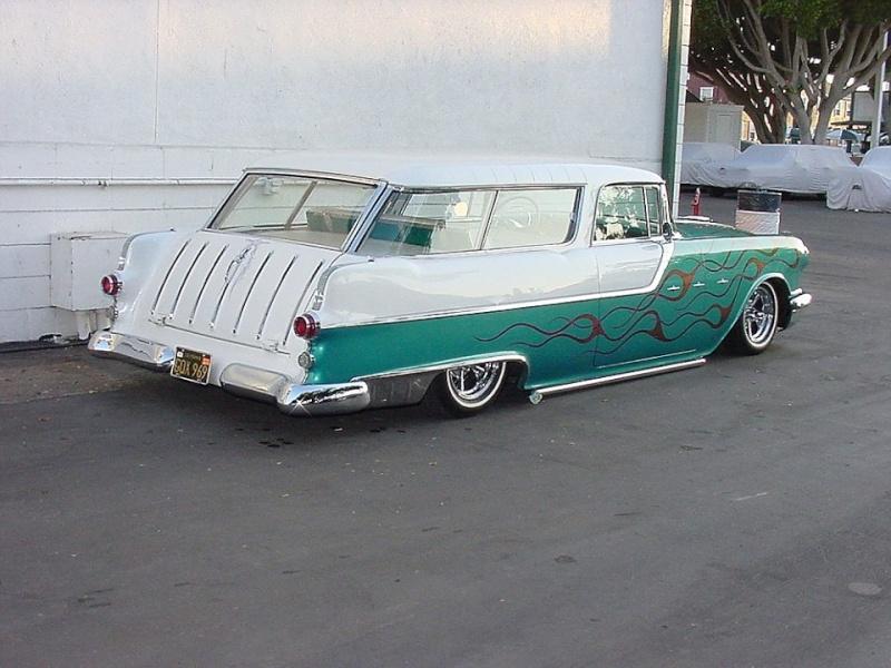 Pontiac 1955 - 1958 custom & mild custom 10384811