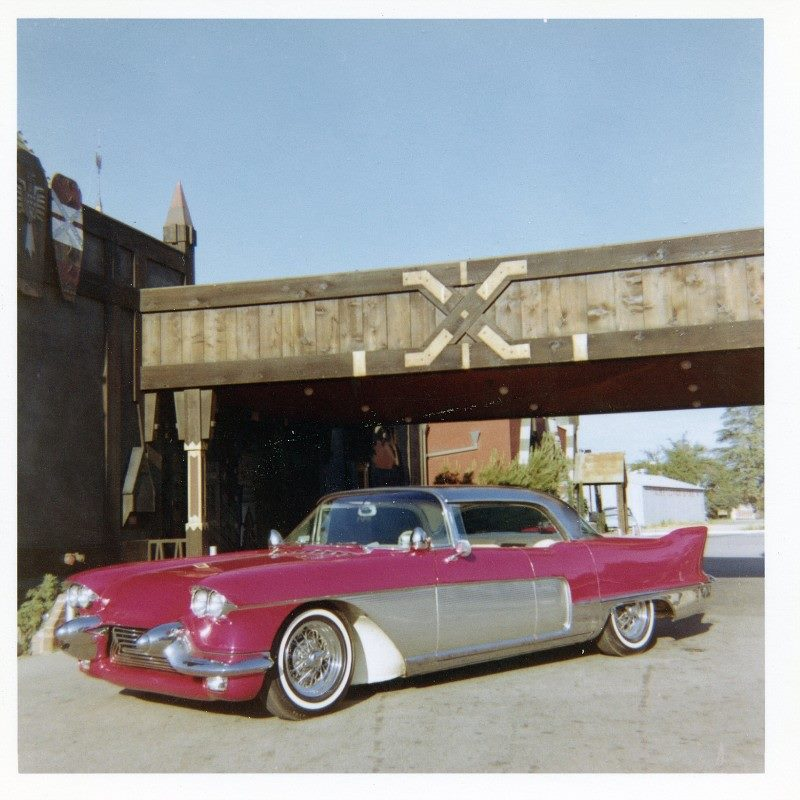 Cadillac 1957 & 1958  custom & mild custom - Page 2 10385512