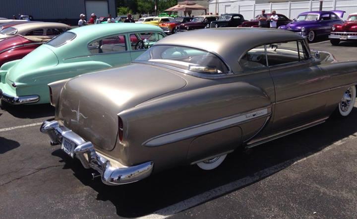 Chevy 1953 - 1954 custom & mild custom galerie - Page 6 10390113