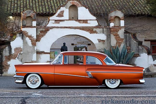 Mercury 1955 - 1956 Custom & mild custom - Page 2 10392310