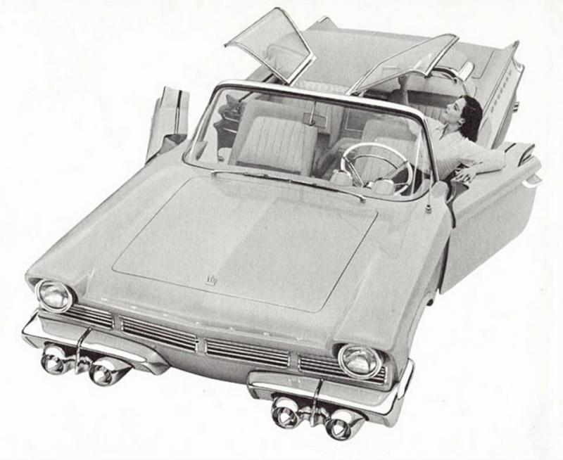 1956 Mercury XM Turnpike Cruiser  10392315