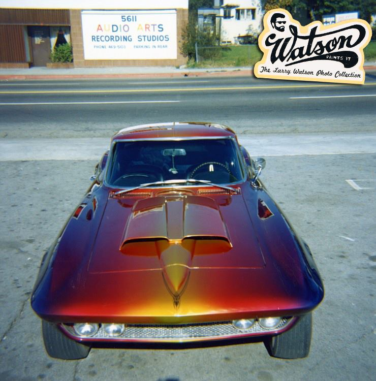 Chevrolet Corvette Customs & mild customs 10393712