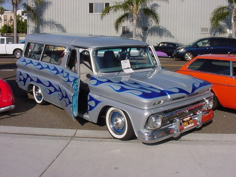 Chevy Pick up 1960- 1966 custom & mild custom 10393714