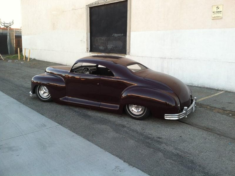 Mopar 1940 - 1950 custom & mild custom 10402413