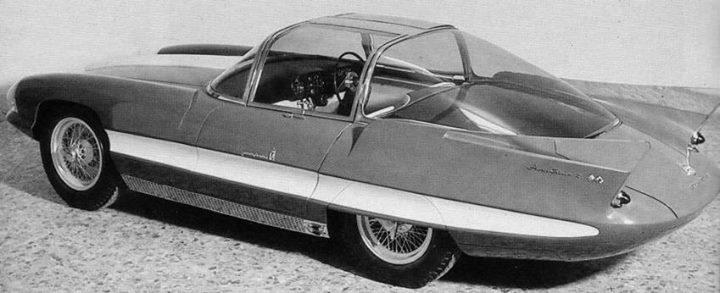 Pininfarina Superflow .  1956 -1960 10402611