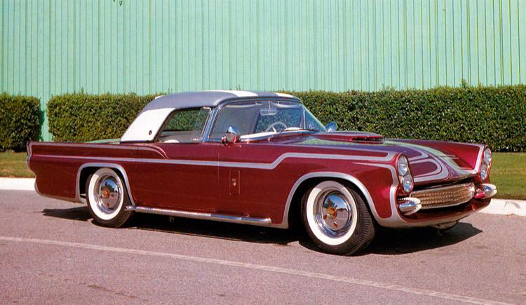 1955, '56 and '57 T-Bird custom & mild custom 10402712