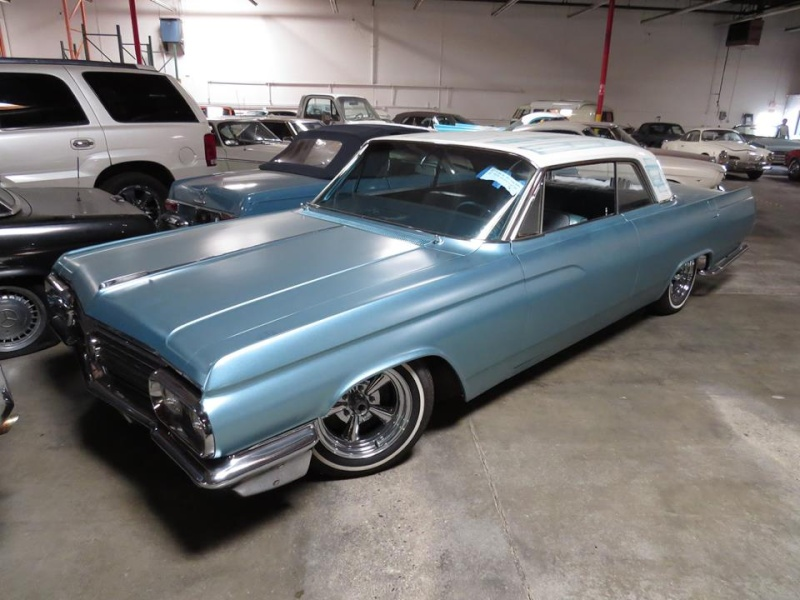 Buick 1961 - 1963 custom and mild custom 10402713
