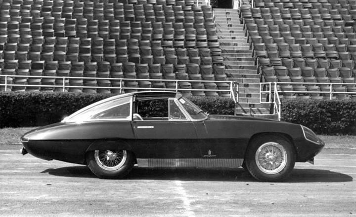 Pininfarina Superflow .  1956 -1960 10402810