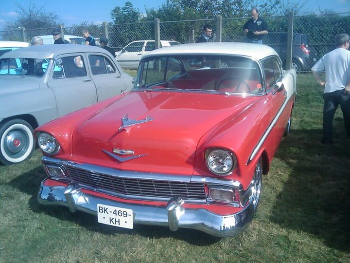 Villeneuve St Gge-Rock'n'Roll Car show #3 -Sept 2014 par Jerry Yankee 10403010
