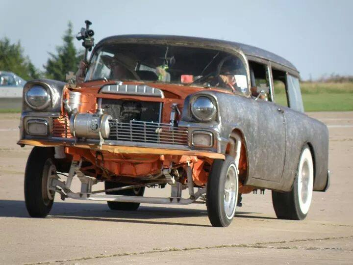 1956 Chevy Gasser 10403014