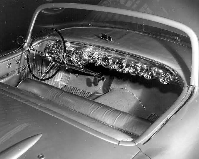 1953 Cadillac Le Mans concept. 10403310