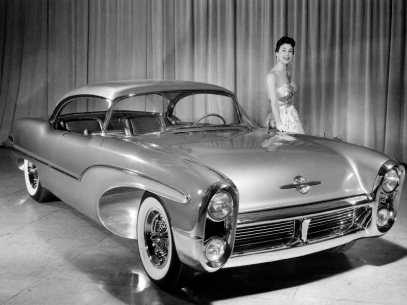 1955 Oldsmobile 88 Delta - concept 10404411
