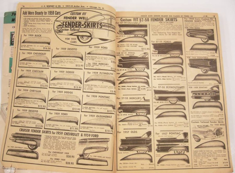 Les Incontournables accessoires pour nos anciennes - hot rod, custom and classic accessories and parts - Page 3 10405313