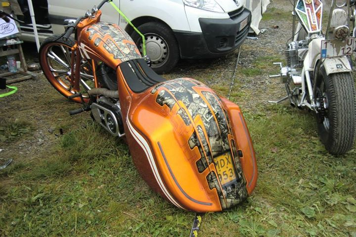 European Hot Rod and Custom Show - Chimay - Juin 2014 10408010