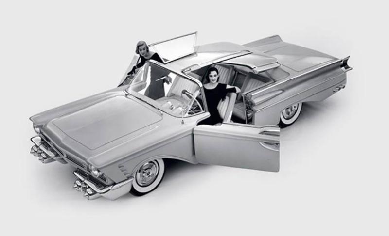 1956 Mercury XM Turnpike Cruiser  10408913