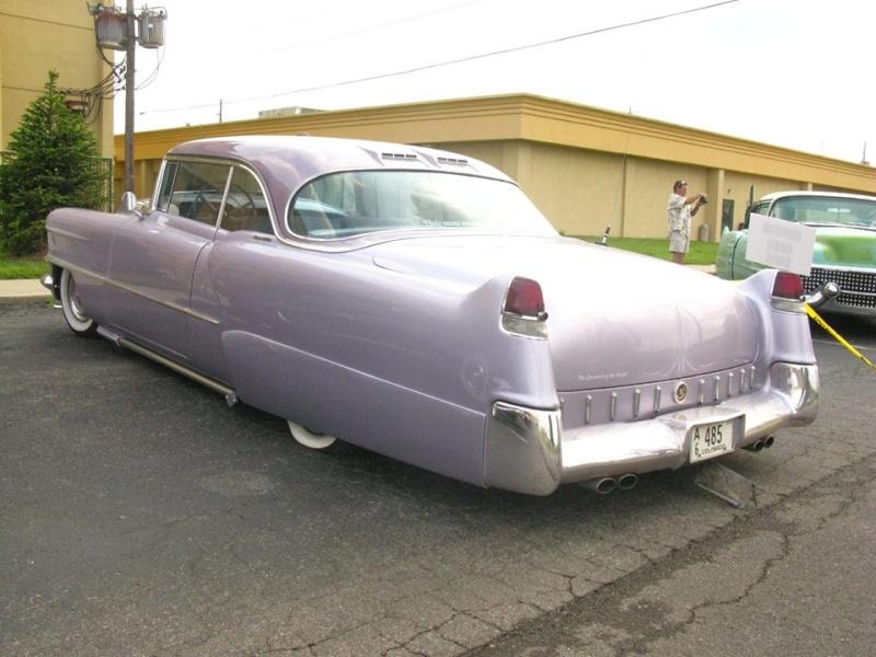 Cadillac 1954 -  1956 custom & mild custom - Page 2 10409310