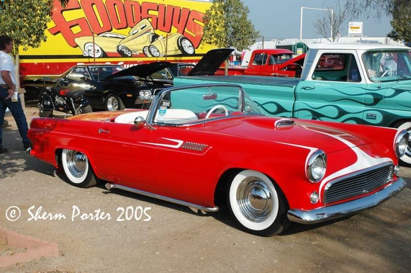 1955, '56 and '57 T-Bird custom & mild custom 10409613