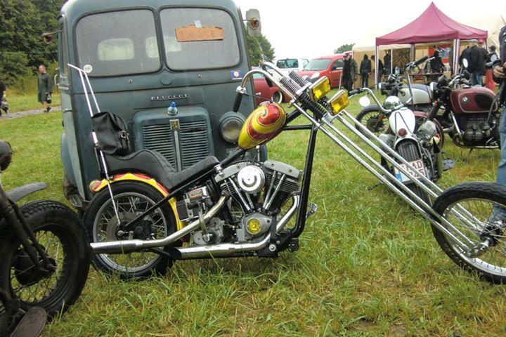 European Hot Rod and Custom Show - Chimay - Juin 2014 10410110