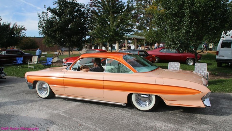 Oldsmobile 1961 - 1964 custom & mild custom 10413412