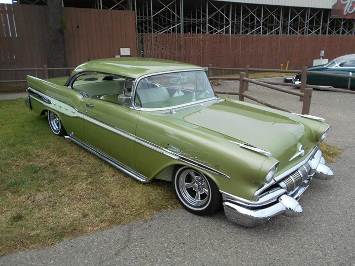 Pontiac 1955 - 1958 custom & mild custom - Page 2 10414413