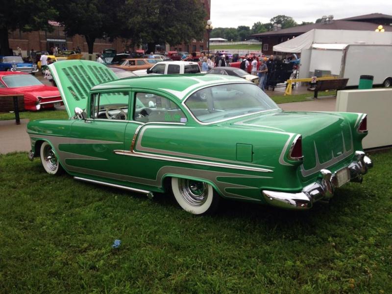 Chevy 1955 custom & mild custom - Page 4 10414613