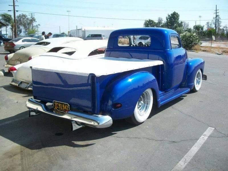 Chevy Pick up 1947 - 1954 custom & mild custom - Page 3 10415510