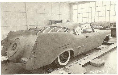 Prototype, maquette et exercice de style - concept car & style 10417615