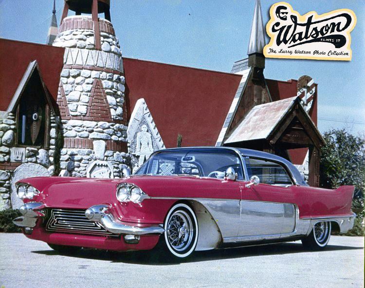 Cadillac 1957 & 1958  custom & mild custom - Page 2 10421210