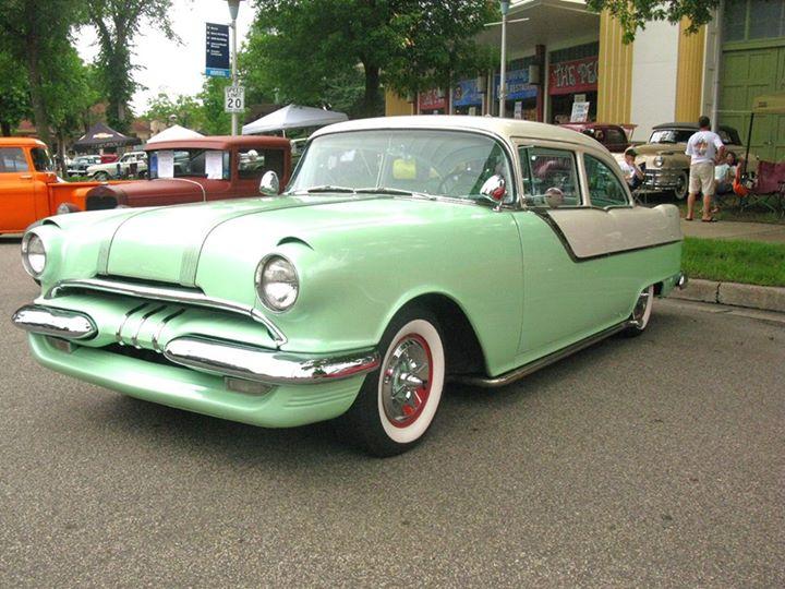 Pontiac 1955 - 1958 custom & mild custom 10421410