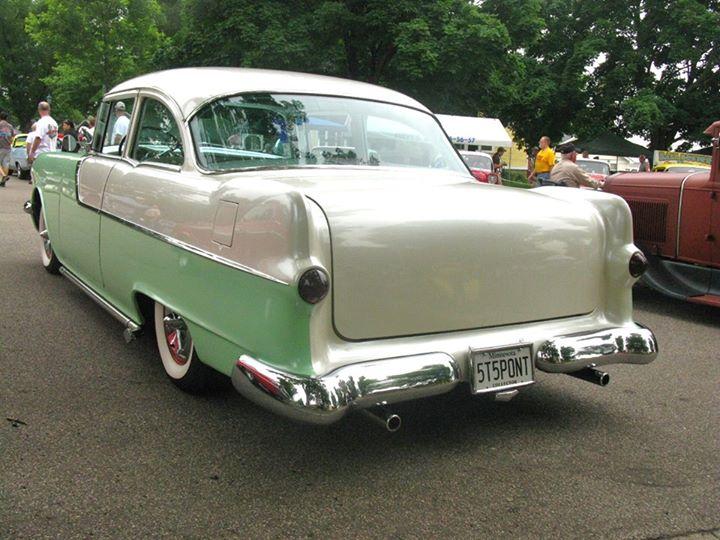 Pontiac 1955 - 1958 custom & mild custom 10421510