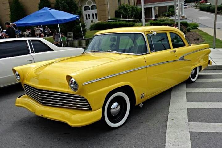 Ford 1955 - 1956 custom & mild custom - Page 3 10422411