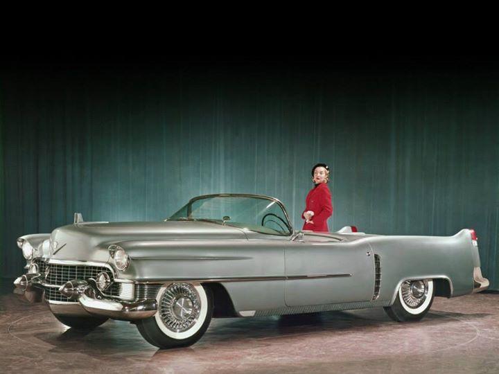1953 Cadillac Le Mans concept. 10423811