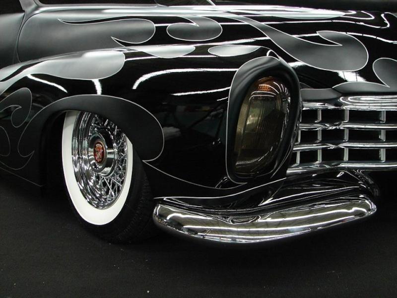 Cadillac 1941 - 47 custom & mild custom 10425010