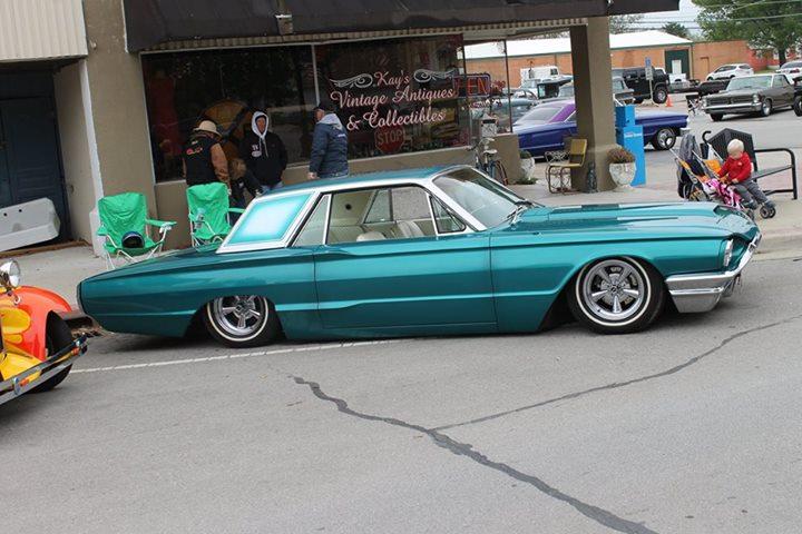 Ford Thunderbird 1964- 1966 custom & mild custom 10425110