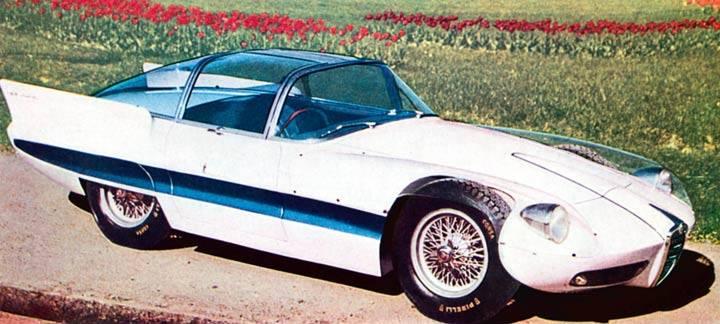 Pininfarina Superflow .  1956 -1960 10426110