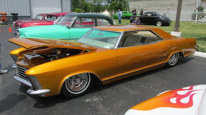 Buick Riviera 1963 - 1965 custom & mild custom 10426613