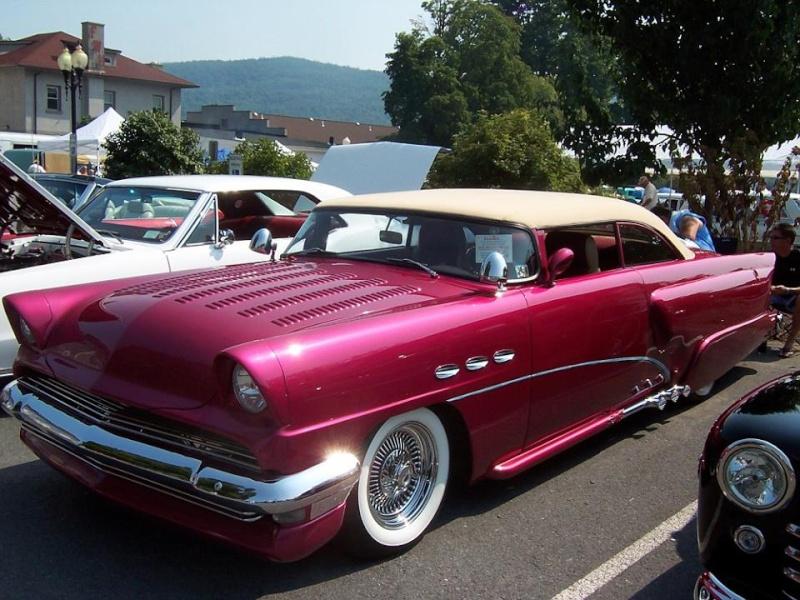 Mercury 1955 - 1956 Custom & mild custom - Page 2 10433110