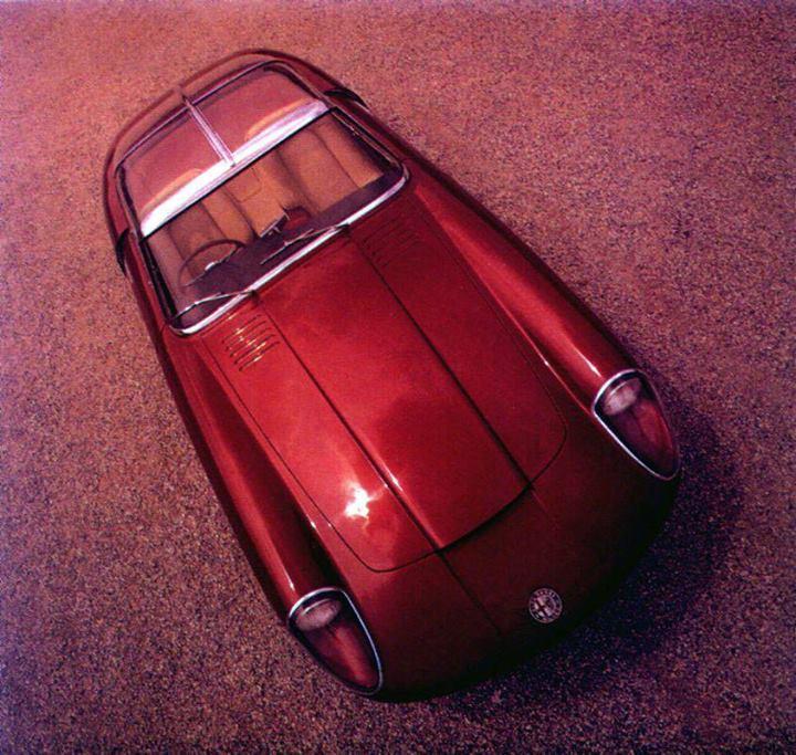 Pininfarina Superflow .  1956 -1960 10440710