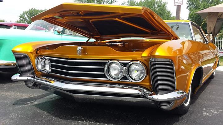 Buick Riviera 1963 - 1965 custom & mild custom 10440711