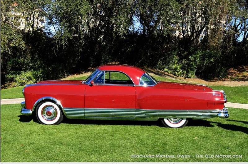 1952 Edward Macauley's Packard Special Speedster 10440810