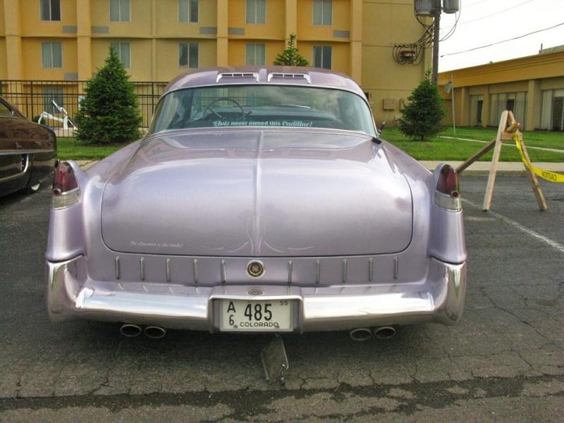 Cadillac 1954 -  1956 custom & mild custom - Page 2 10440812