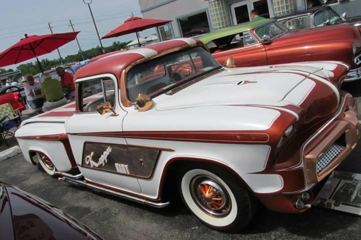 1956 Chevy pick up - Kopper Kart - George Barris 10440910