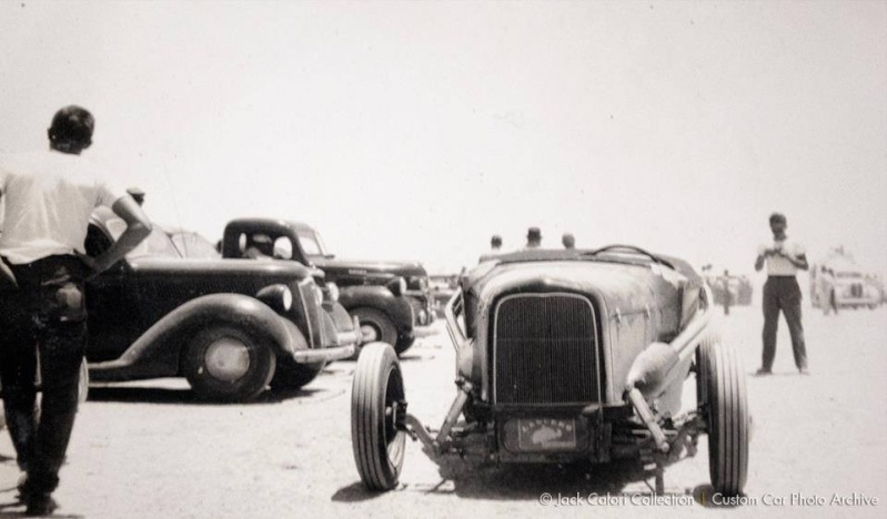 1950's & 1960's hot rod & dragster race 10441011