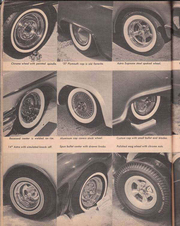 Les Incontournables accessoires pour nos anciennes - hot rod, custom and classic accessories and parts - Page 4 10441112